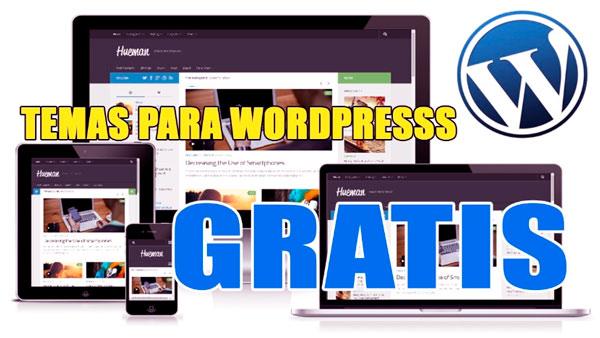 Theme Gratuito de Wordpress
